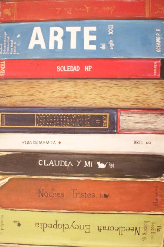 Cesar Fabian Romero - Los Libros (2011)