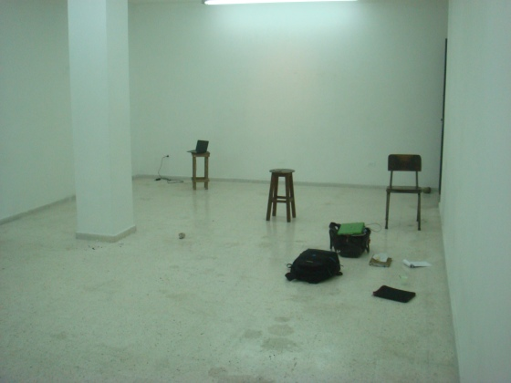 Contemporanea, Sala de Exposiciones (Universidad del Cauca)