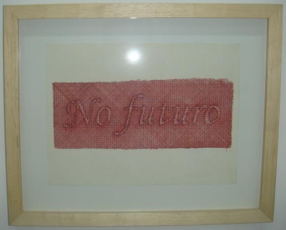 Juan Martin Rico - No Futuro (2010)